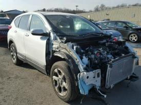 Salvage Honda CR-V