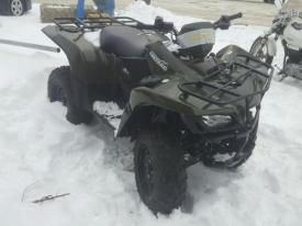 Salvage Suzuki ATV