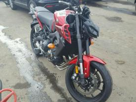 Salvage YAMAHA FZ-0709