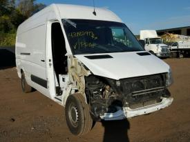 Salvage Mercedes-Benz Sprinter Cargo