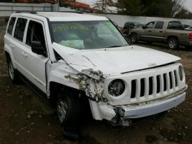Salvage Jeep Patriot